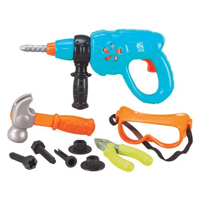 Small World Toys Power Drill Tool Set