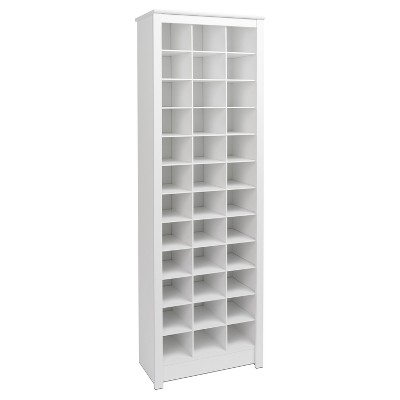Freemont Shoe Storage - White - Prepac