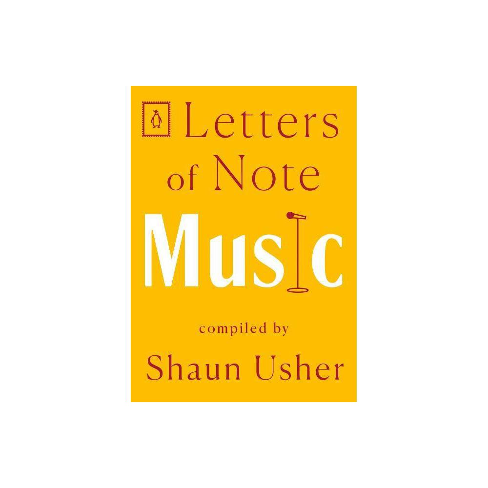Letters Of Note Music Paperback