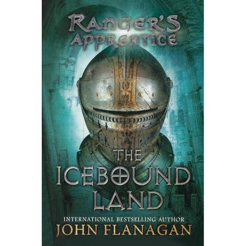 The Icebound Land - (Ranger's Apprentice) by  John Flanagan (Hardcover) - image 1 of 1