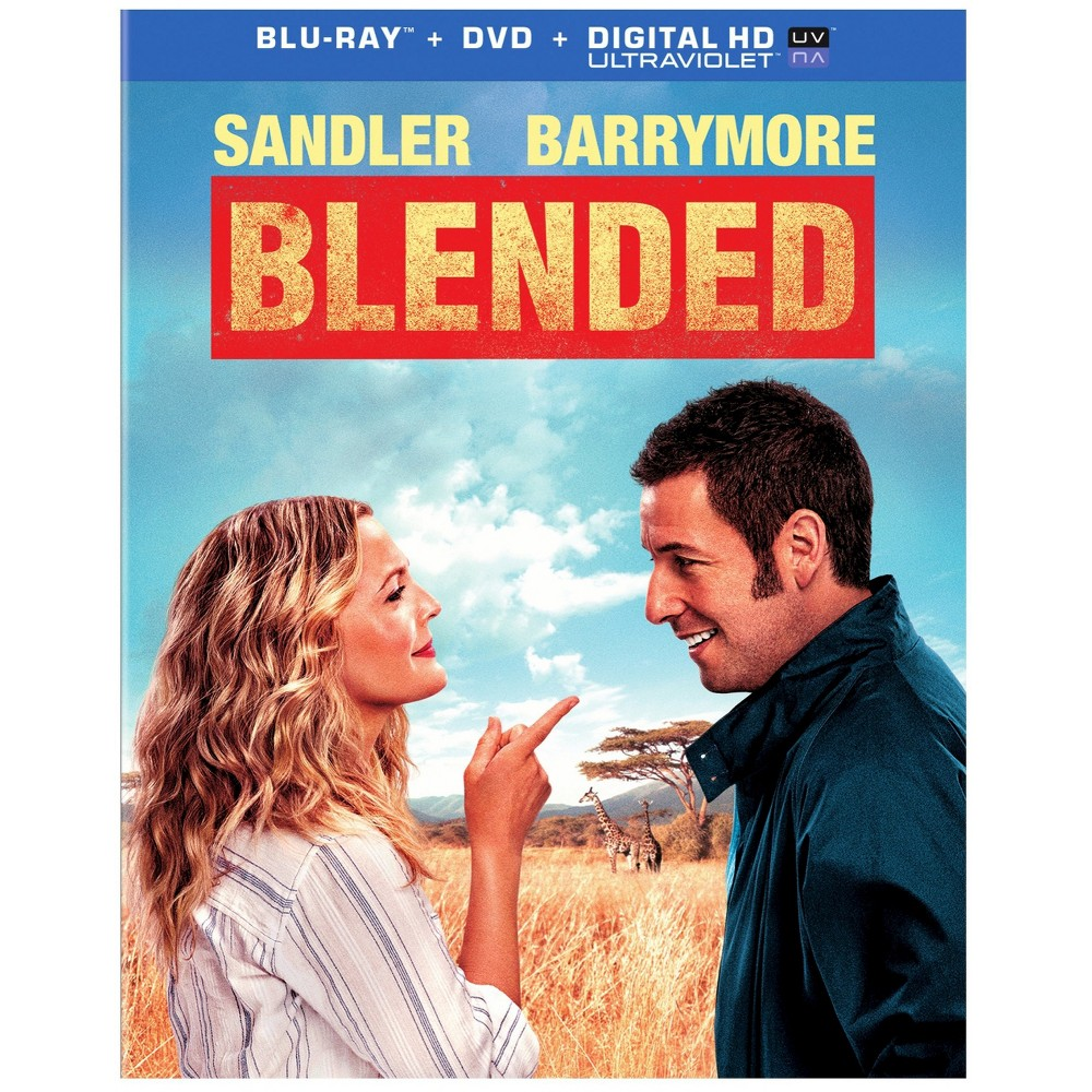 Blended (Includes Digital Copy) (Ultraviolet) (Blu-ray/Dvd)