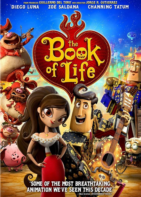 The Book of Life (dvd_video) - image 1 of 1