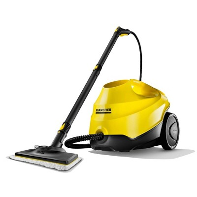 Karcher Electric Steam Cleaner - Yellow