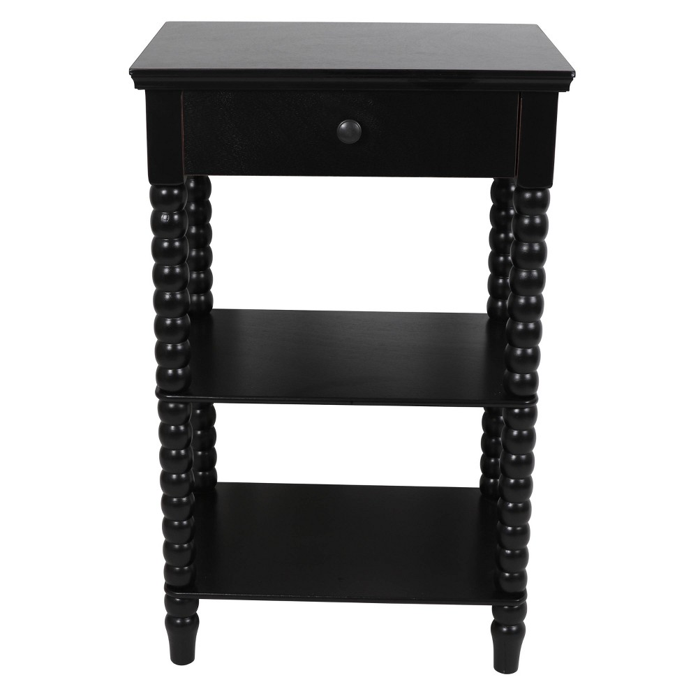 Reviews Spindle Side Table  - Décor Therapy