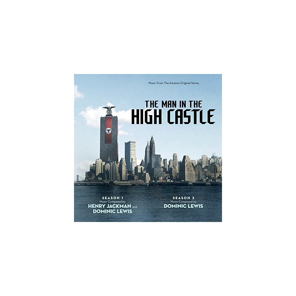 Dominic Lewis - Man In The High Castle S1 & 2 (Ost) (CD)