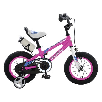 "Royal Baby Hero 12"" Kids' Bike - Pink"