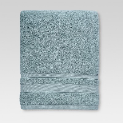 Performance Solid Bath Towel Surf - Threshold™