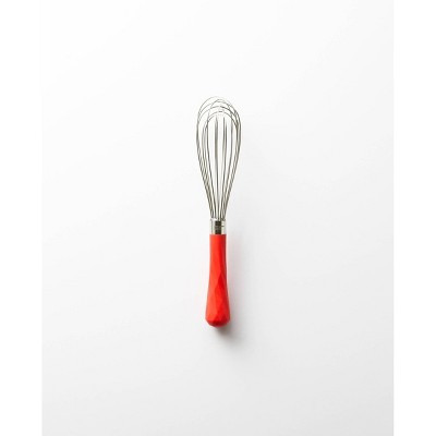 Get It Right Mini Whisk Red