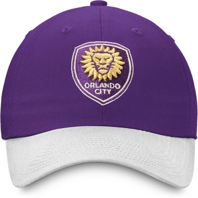 MLS Orlando City SC Men's Unstructured Purple Hat