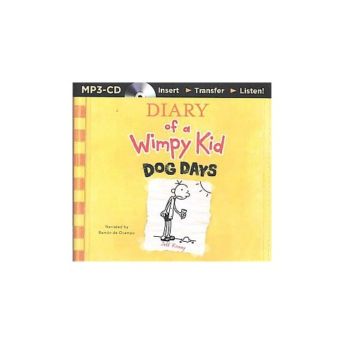 diary of a wimpy kid mp3