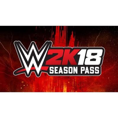 WWE 2K18: Season Pass - Nintendo Switch (Digital)