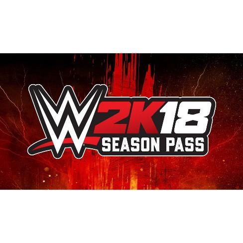WWE 2K18: Season Pass - Nintendo Switch (Digital) - image 1 of 4