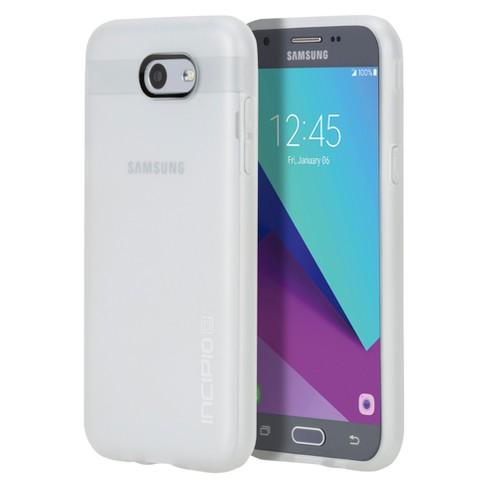 buy online 85ae2 5059a Incipio Samsung J3 Pop Case NGP - Frost