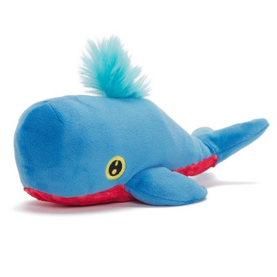 BARK Blue Whale Dog Toy - Moby Lick