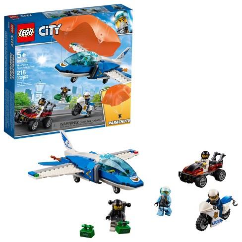 LEGO City Sky Police Parachute Arrest 60208 - image 1 of 4