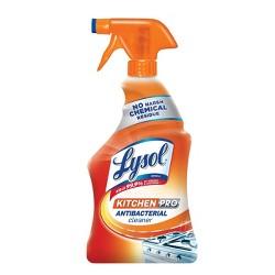 Lysol Antibacterial Kitchen Cleaner Spray - 22oz