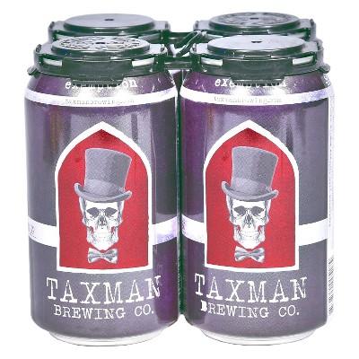 Taxman Exemption Belgian-Style Tripel Ale Beer - 4pk/12 fl oz Cans