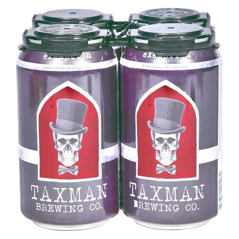 Taxman® Brewing Exemption - 4pk / 12oz Cans - image 1 of 1