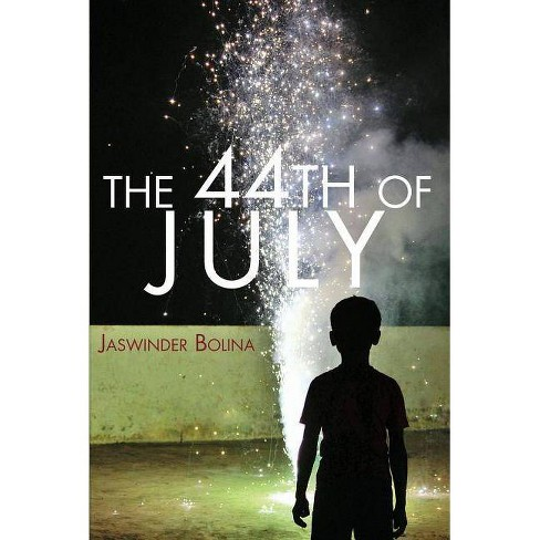 The 44th of July - by  Jaswinder Bolina (Paperback) - image 1 of 1