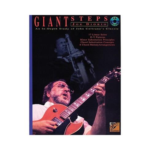 Alfred John Coltrane Giant Steps-Book/CD - image 1 of 1