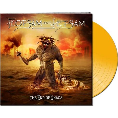 Flotsam  &  Jetsam - End Of Chaos (Vinyl) - image 1 of 1