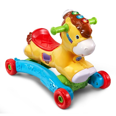 VTech® Gallop & Rock Learning Pony - image 1 of 9