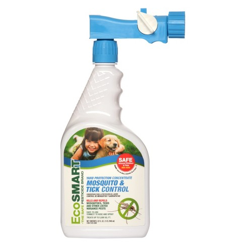 About this item - Mosquito & Tick Hose End 32oz - EcoSMART® : Target