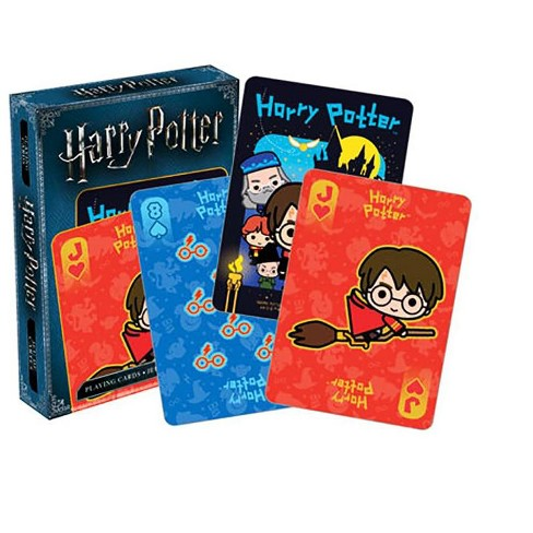 Harry Potter Chibi Playing Cards - image 1 of 1