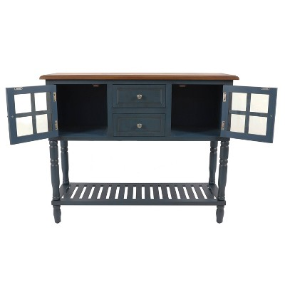 Morgan Two Door Console Table - Décor Therapy : Target