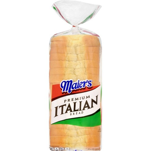 Maier S Italian Bread 20oz Target