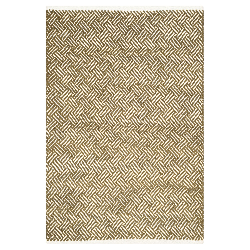 Kala Accent Rug - Olive (Green) (3'x5') - Safavieh
