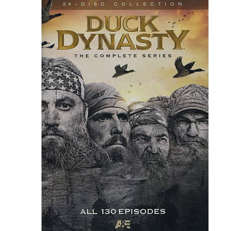 Duck Dynasty:Complete Series (DVD) - image 1 of 1