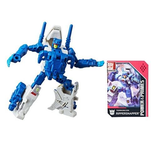 Transformers Generations Power of the Primes Deluxe Terrorcon Rippersnapper - image 1 of 4