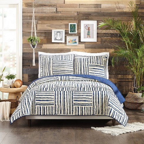 3pc King Quinn Quilt Set Justina Blakeney For Makers Collectives Target