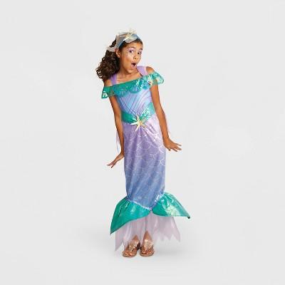 Kids' Mermaid Halloween Costume - Hyde & EEK! Boutique™
