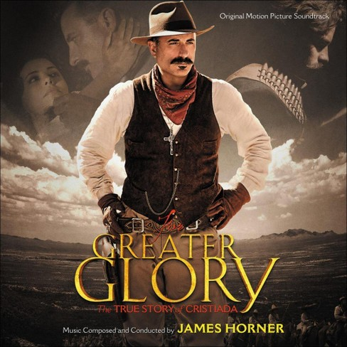 James horner - For greater glory (Osc) (CD) - image 1 of 2