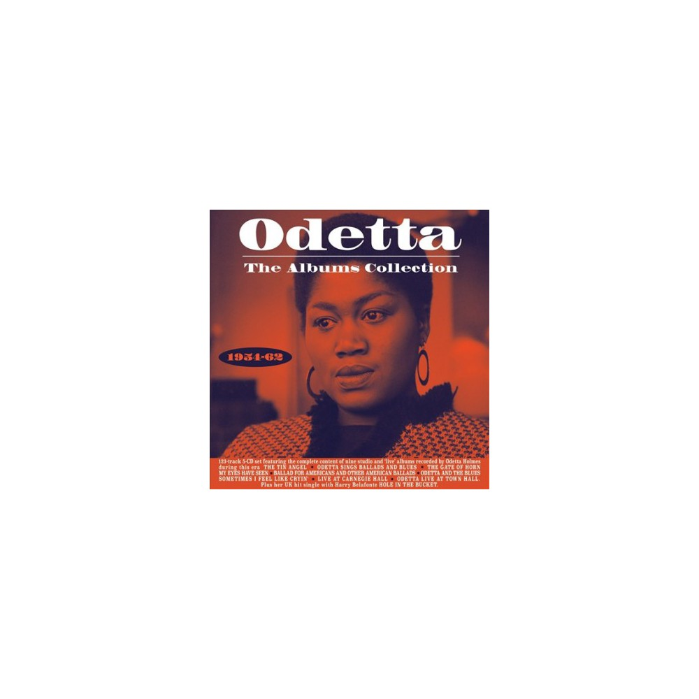 Odetta - Albums Collection:1954-1962 (CD)