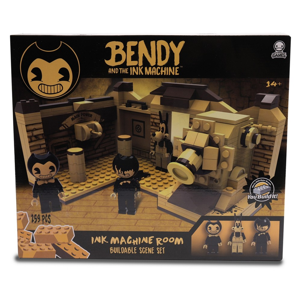 Bendy and the Ink Machine Play Set