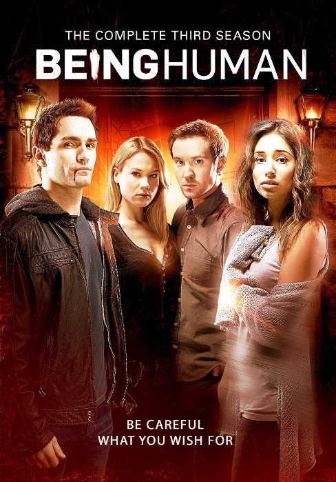 Being human:Complete third season (DVD) - image 1 of 1