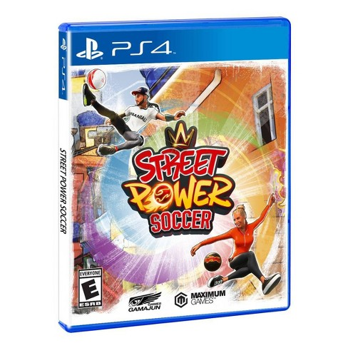 Street Power Soccer - PlayStation 4 - image 1 of 4