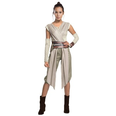 Adult Star Wars Rey Halloween Costume