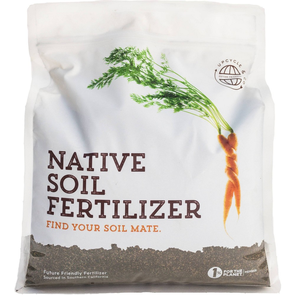 Image of 4lb Fertilizer - Native Soil