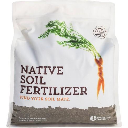 4lb Fertilizer - Native Soil - image 1 of 1
