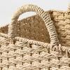 Rectangular Decorative Basket Natural - Threshold™ - image 3 of 3