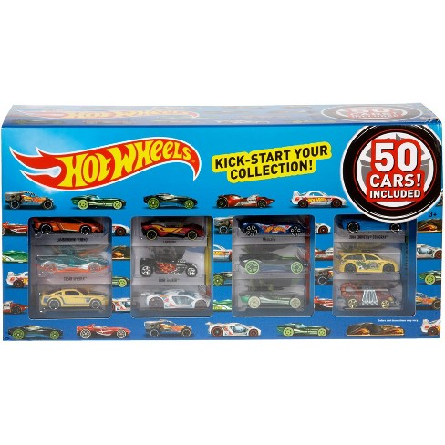 Hot Wheels 50 Car Pack - image 1 of 4