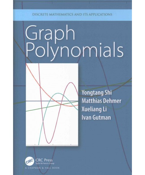 Graph Polynomials (Hardcover) - image 1 of 1