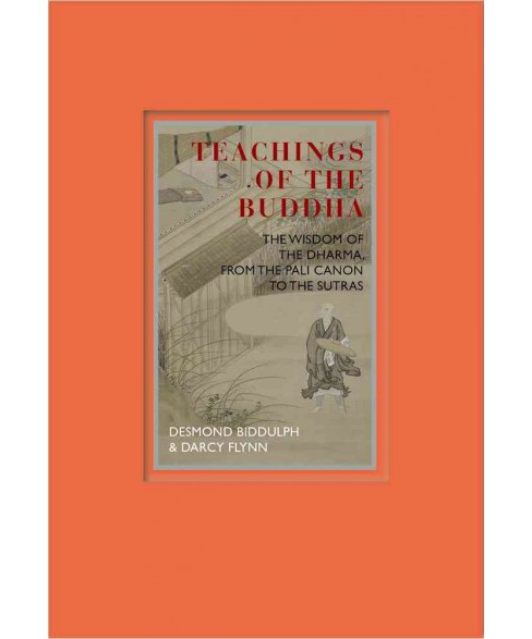 Teachings of the Buddha : The Wisdom of the Dharma, from the Pali Canon to the Sutras (Hardcover) - image 1 of 1