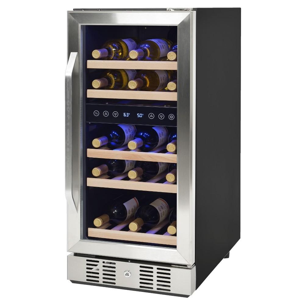 NewAir Wine Refrigerator (Silver) Awr-290DB