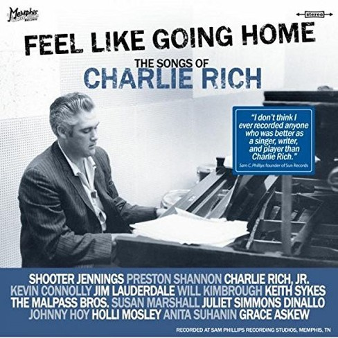 Various - Feel Like Going Home (Songs Of Charli (Vinyl) - image 1 of 1