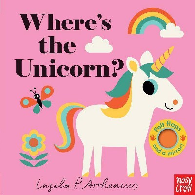 Where's the Unicorn? - (Where's the)by Ingela Arrhenius (Hardcover)